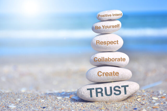 Trust vertrouwen